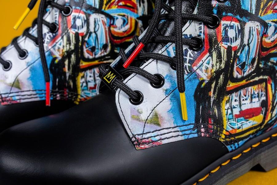 Collection Dr. Martens x Basquiat 2021