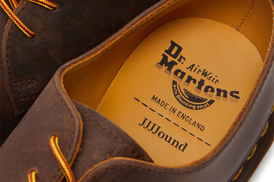 JJJJound x Dr. Martens Archie II