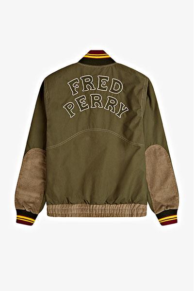 Fred Perry collabore de nouveau avec Nicholas Daley