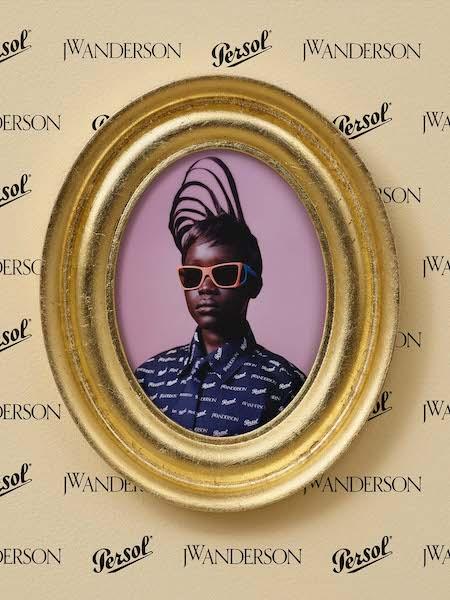 JW Anderson collabore avec Persol