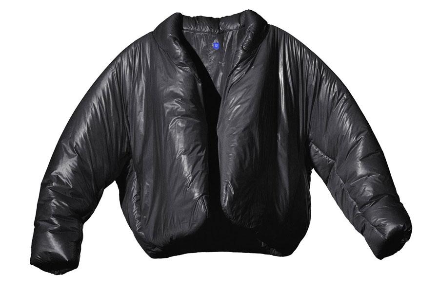 YEEZY Gap Round Jacket noir