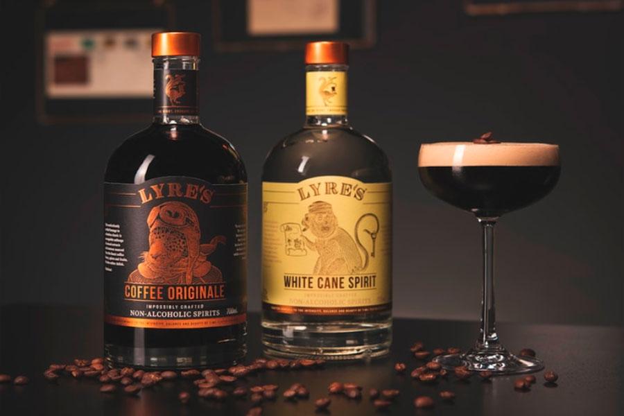 Lyre's, la marque de spiritueux sans alcool