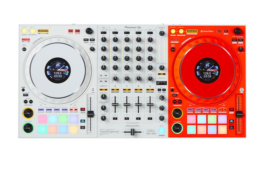 Pioneer DJ x Off-White