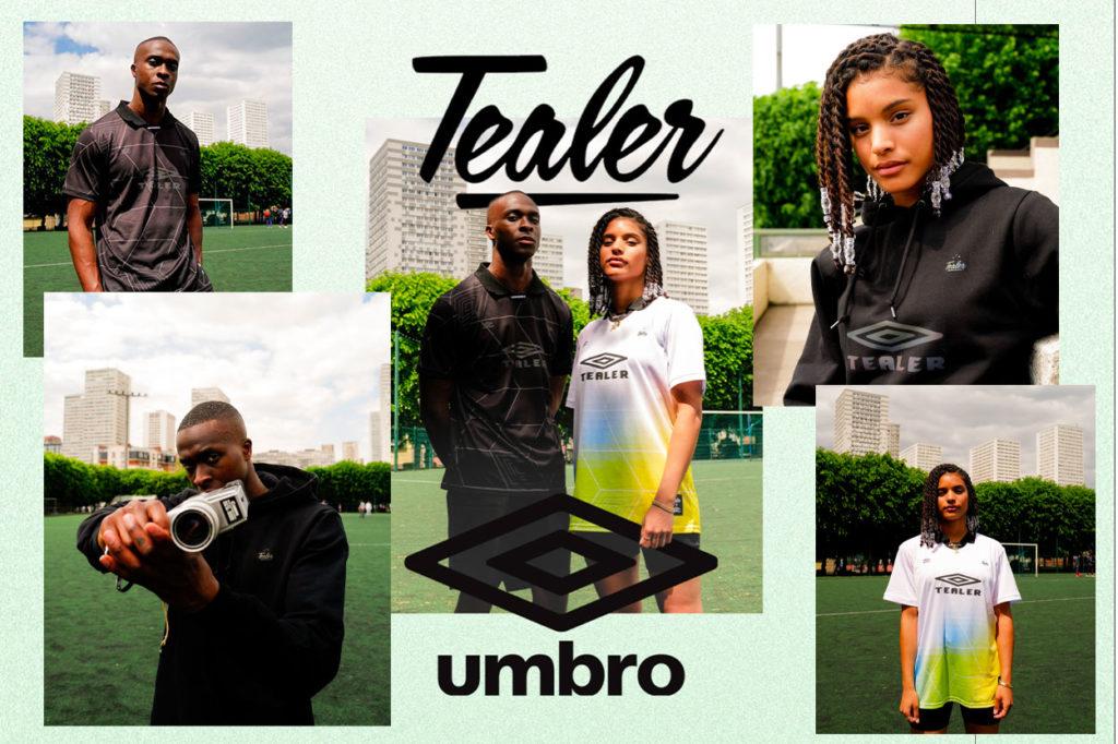 Tealer x Umbro