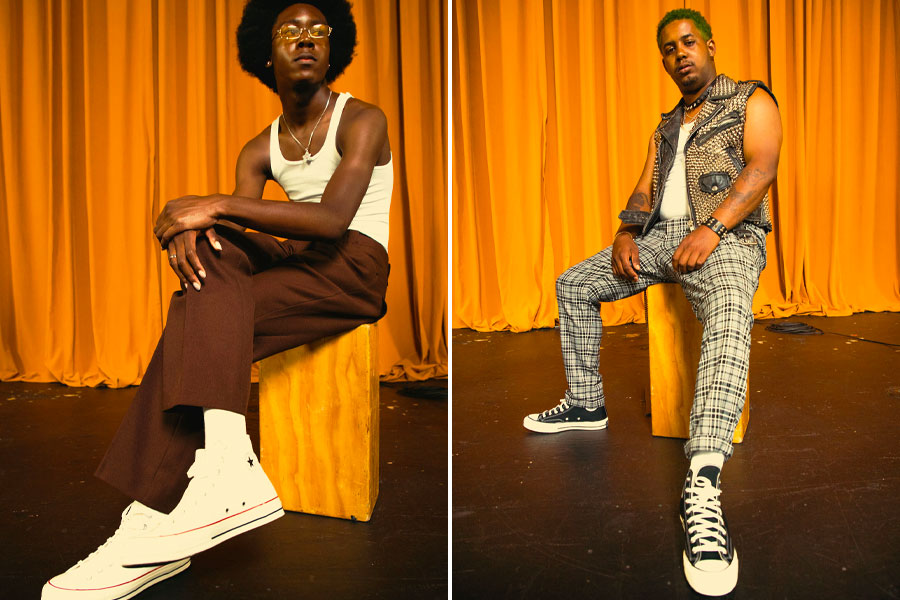 """Tyler, The Creator x Converse """"The Really Cool Converse Club"""""""