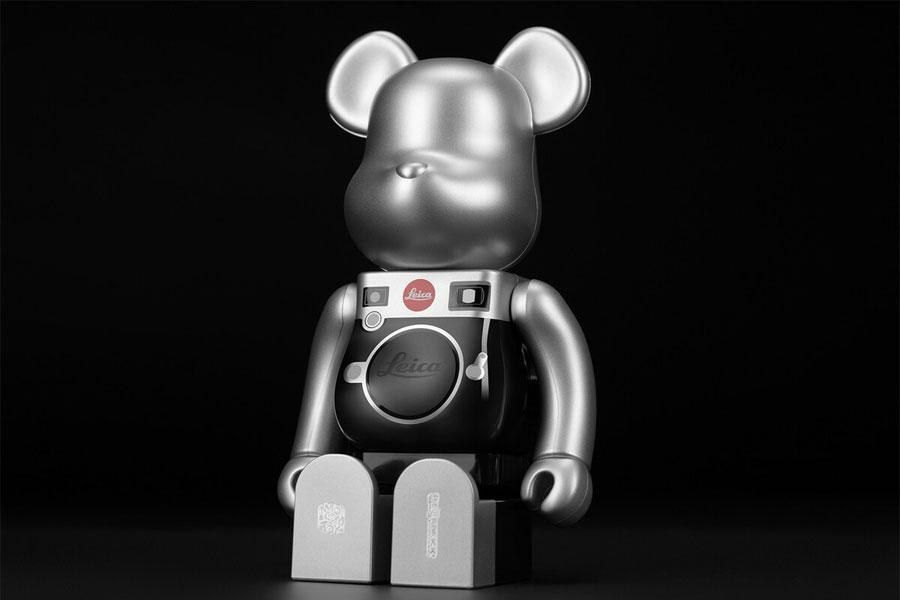 "Collaboration Leica x Medicom Toy Be@rbrick ""M"""