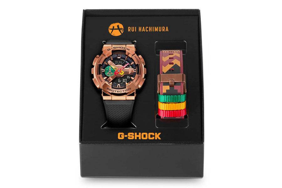 Rui Hachimura x G-Shock GM-110RH-1A