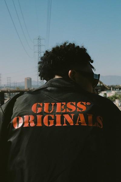 Collection GUESS Originals Automne 2021