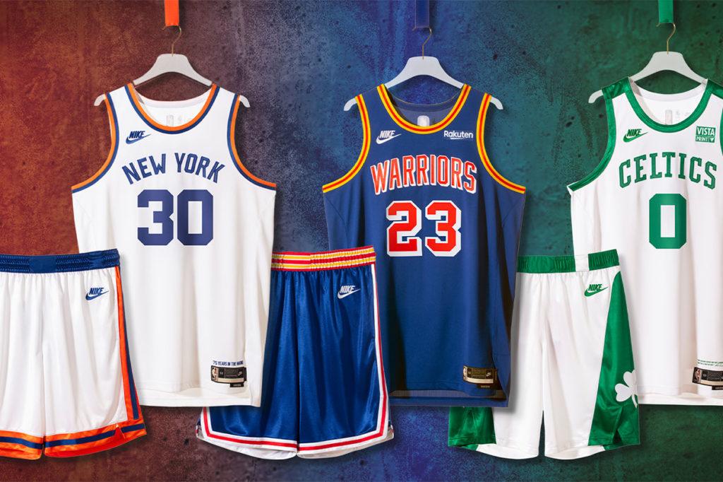 Nike NBA Classic Edition saison 2021-22