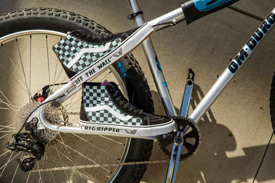Seconde collaboration Vans x SE Bikes