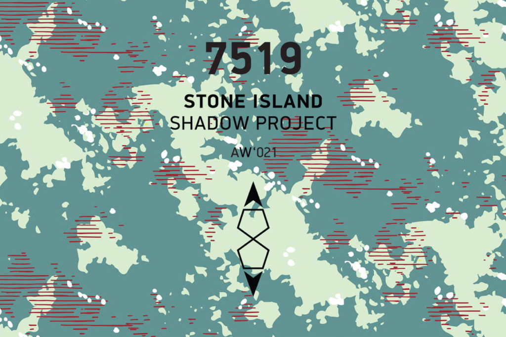 Collection Stone Island Shadow Project Automne/Hiver 2021-2022