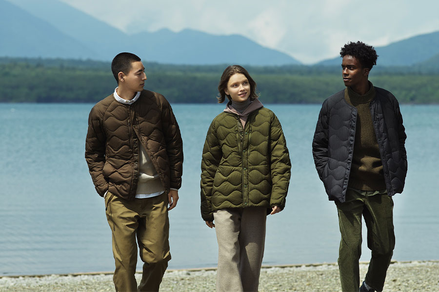 Collection Uniqlo x White Mountaineering Automne/Hiver 2021