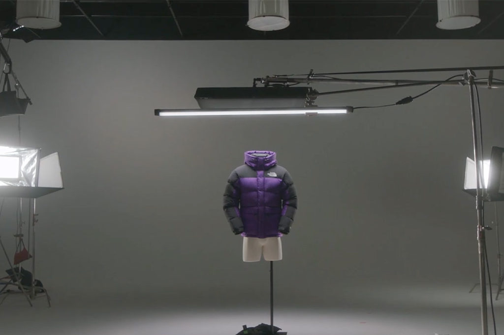 Campagne The North Face It's More Than A Jacket