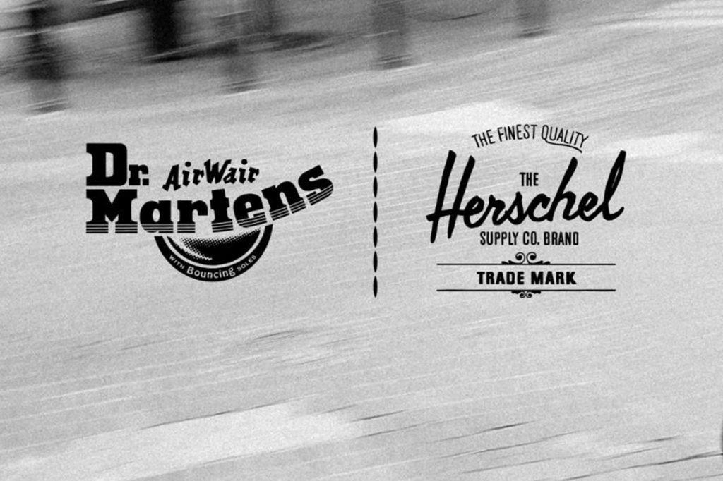 Dr. Martens x Herschel Supply Co.
