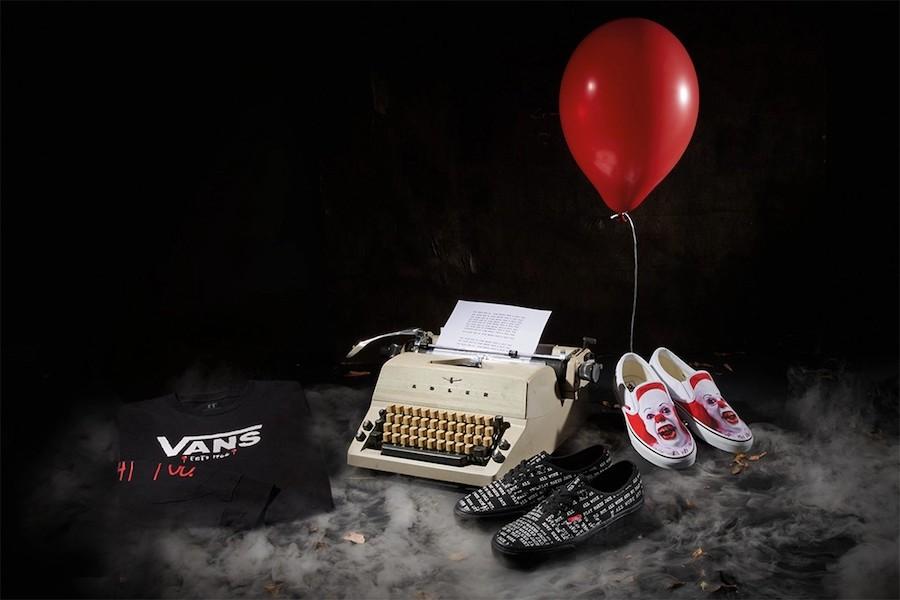 Vans x House of Horror