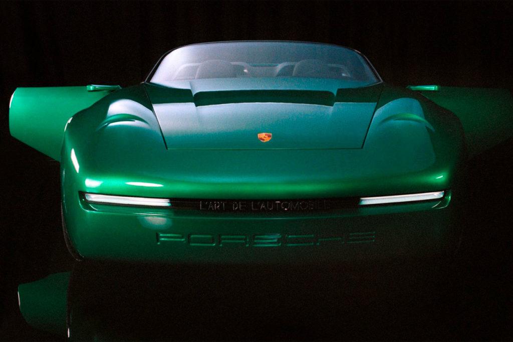 L'Art De L'Automobile x TAG Heuer x Porsche 968 L'ART