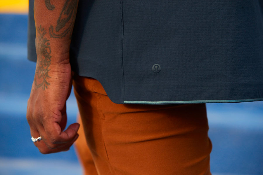 Collection pantalons lululemon ABC