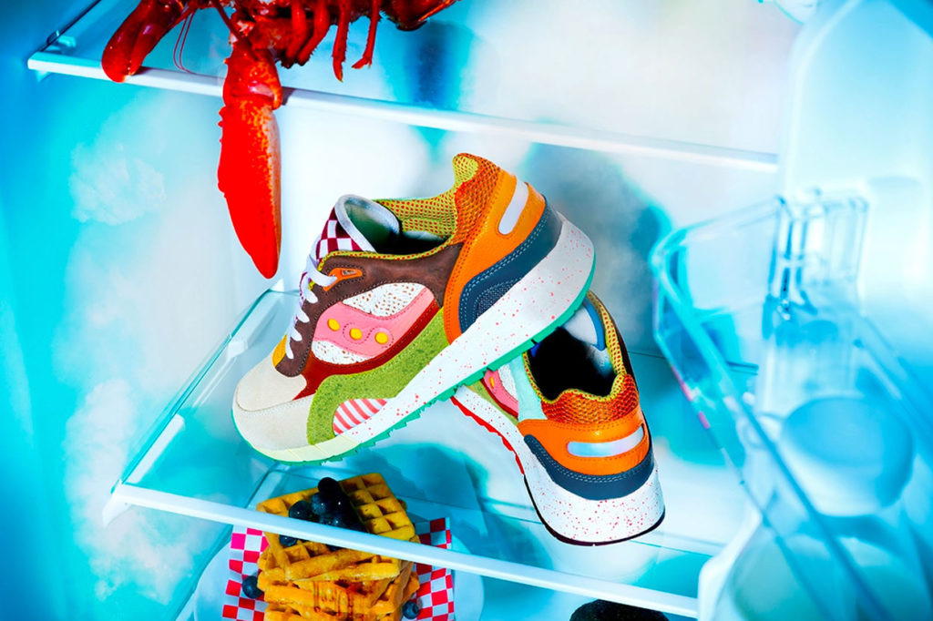 """Saucony Shadow 6000 """"Food Fight"""""""